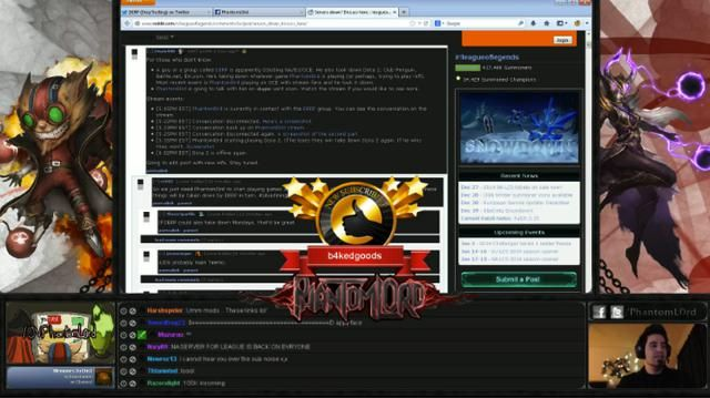 Hackers Claim To Have Attacked Dota 2, LoL, And Other Game Servers
