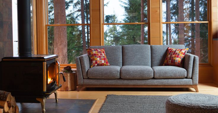 Ceni Volcanic Gray Sofa - Sofas - Article | Modern, Mid-Century and Scandinavian Furniture