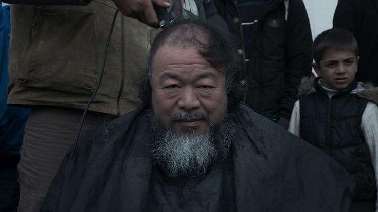 """Le Documentaire poignant d'Ai Weiwei en 2017 sur la Crise mondiale des Réfugiés """"Human Flow"""" (13)"""