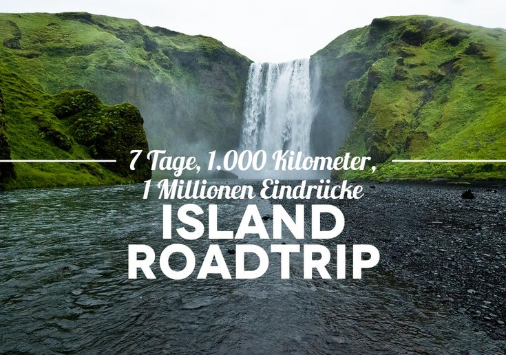 Island Roadtrip im Juni – 7 Tage, 1000 Kilometer, eine Millionen Eindrücke [+Mini Packliste] via wetraveltheworld.de