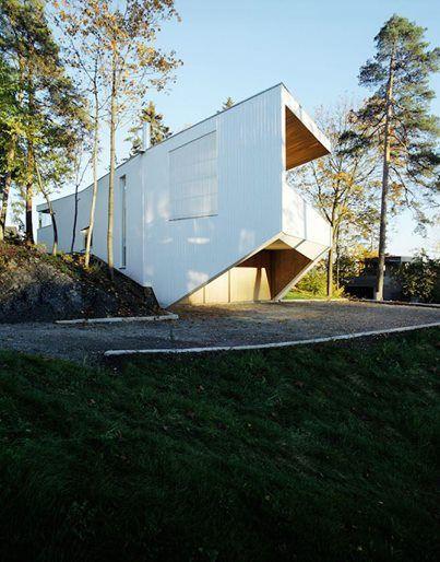 White House by Jarmund/Vigsnæs AS Arkitekter MNAL Oslo, Norway https://www.facebook.com/media/set/?set=a.10152730602970420.1073742365.402412880419&type=1