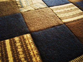 Earth Love Designs: How To Make Upcycled Rugs From Recycled Wool