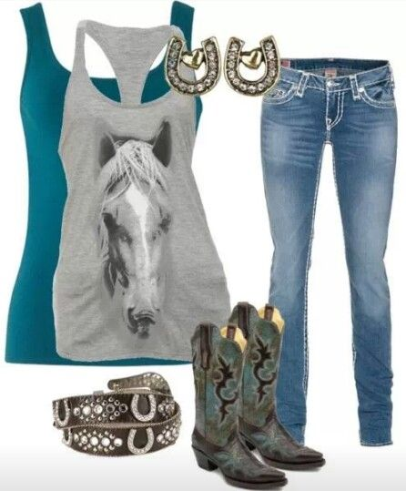 Country Girl Outfit