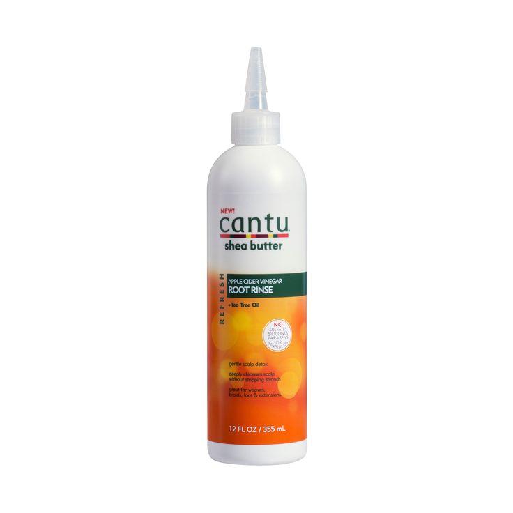 Cantu Cleanse Root Rinse - 12 fl oz