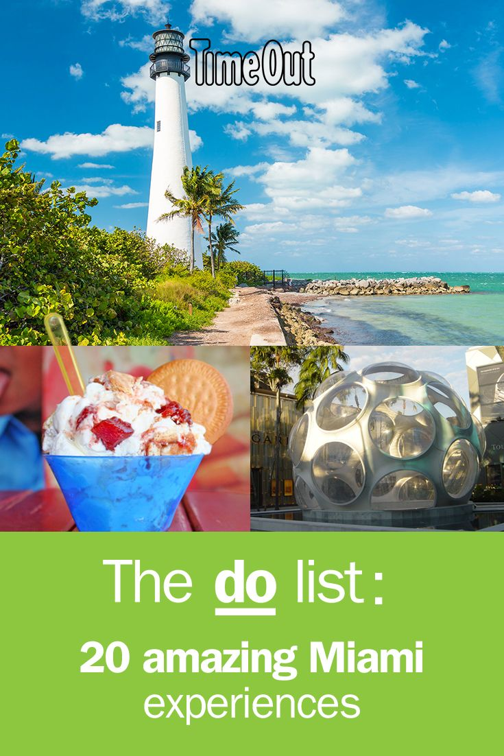 The 23 Best Things To Do In Miami That Everyone Needs To