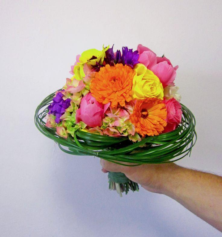 nest bouquet