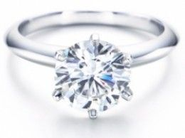 Engagement Ring Voyeur: Buy Tiffany Style Engagement Rings Online - And Save!