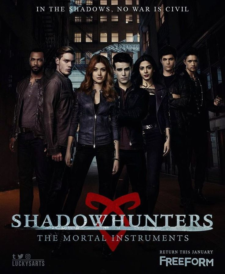 Shadowhunters Season3 EP1-EP11 ซับไทย