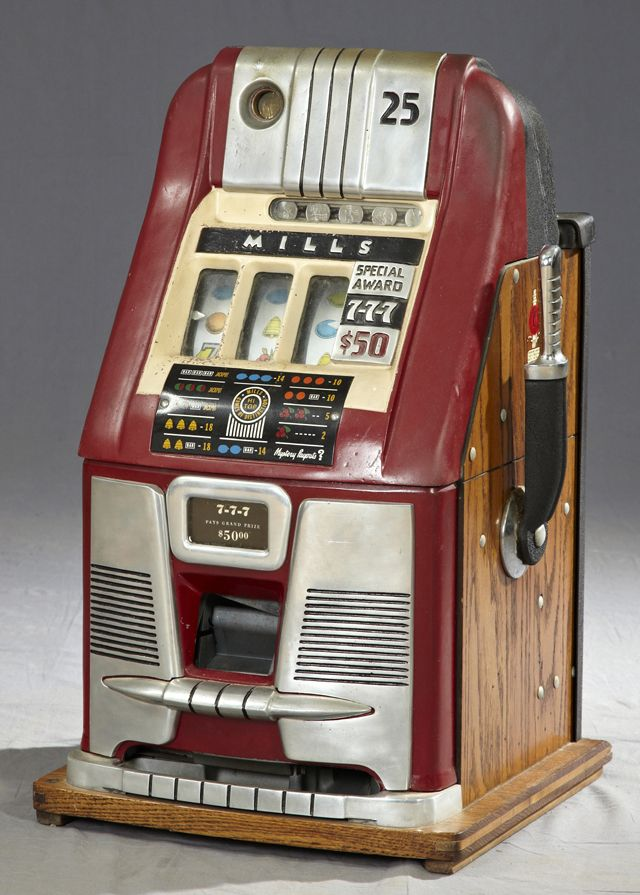 Old Mills Slot machine