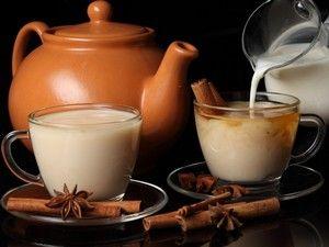 Способ заваривать масала - чай