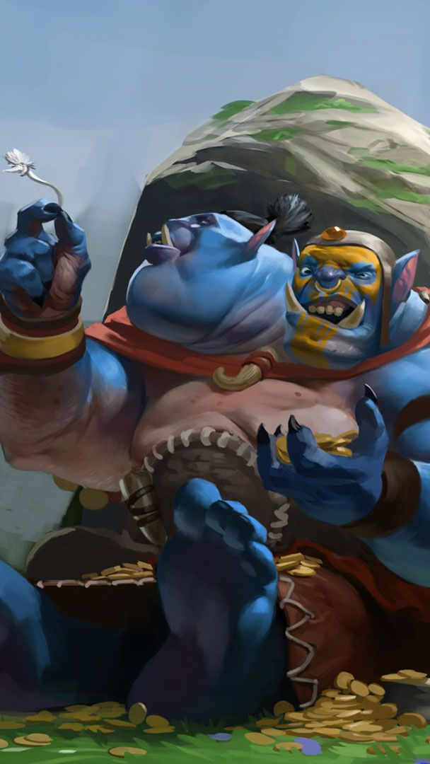 Ogre Magi Video Igry Igry Cool android wallpaper hd 153