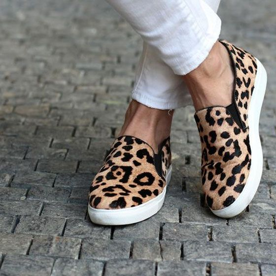 Leopard Slip On                                                                                                                                                                                 More