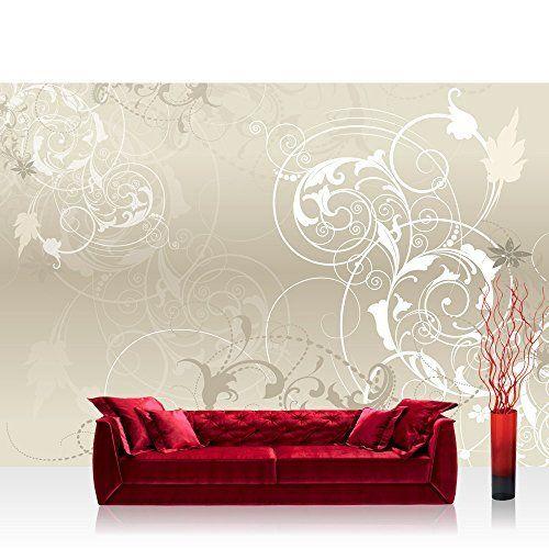 Marvelous murando Fototapete Blumen x cm Vlies Tapete Moderne Wanddeko Design Tapete