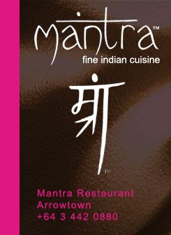 Mantra Restaurant logo