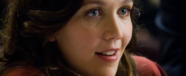 Rachel Dawes (Maggie Gyllenhaal). The Dark Knight (2008). IMD: http://www.imdb.com/character/ch0150022/