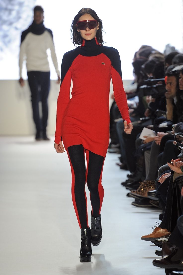 Lacoste Report presents @LACOSTE F/W 2012-13 collection, perfection no matter what