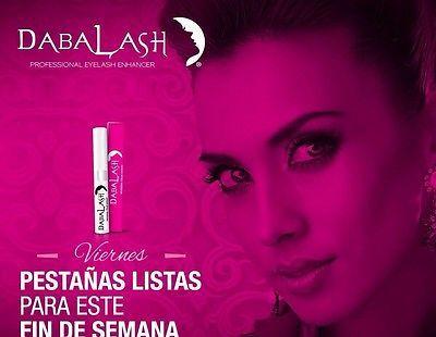 THE ORGINAL DABALASH professional eyelash enhancer,results in 2-4 weeks!