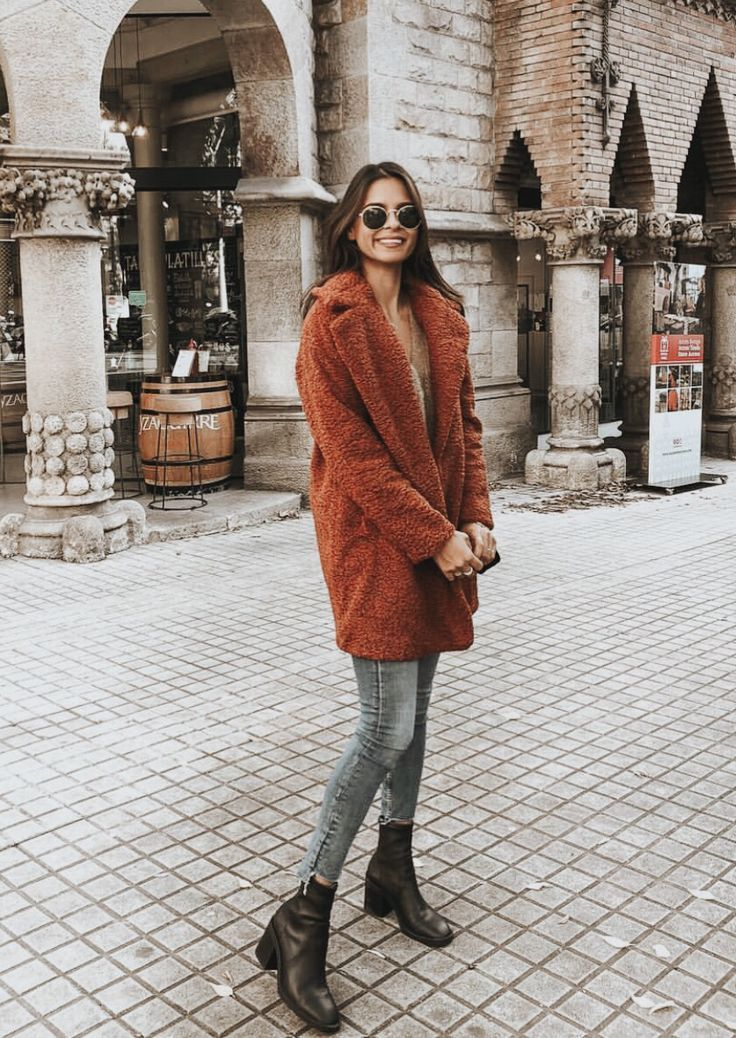 Casual Herbstoutfit Winteroutfit Stil Outfit Inspiration Tausendjahrige Mode Streetstyle Boho Vintage Grunge Casual Indie Urban Hipster Minimalis In 2020 Pretty Winter Outfits Fall Fashion Coats Casual Fall Outfits