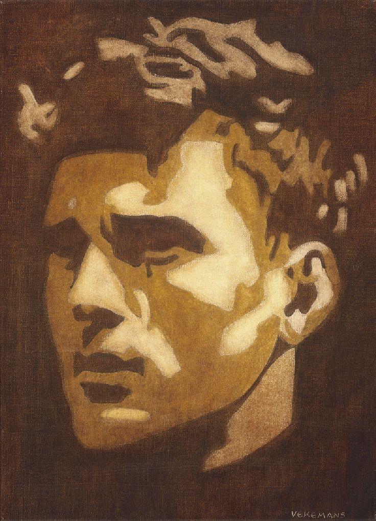 Vekemans (1952 Antwerpen) heeft met zijn gestileerde portretten een eigen en zeer her- kenbaar universum geschapen. Voor Vekemans telt de schaduw: het licht is ondergeschikt aan de duisternis, dat is één van zijn karakteristieken. Ontembare kracht met slechts een paar kleuren. Dit geeft een uitzonderlijke sfeer aan zijn portretten van onbekende Cuba- nen die hij…