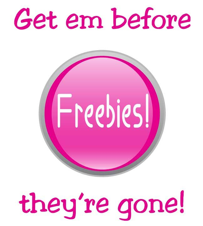 Freebies at Lindee G Embroidery! Some may be time limited. Get 'em before they're gone! Click here to view some current freebies.