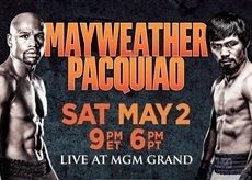 Mayweather vs Pacquiao Mega fight many fans can't afford the pay per view price offered by the two networks. We are bring to you the fight at your home.We will make sure that there is no delay our Live streaming & High definition.