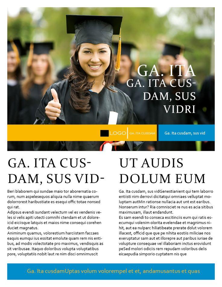 University Website Design Sample
