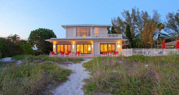 Florida Gt Longboat Key Beach House Vacation Rental