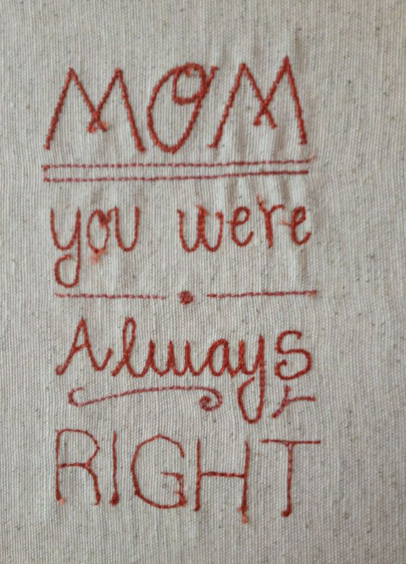 Mothers Day Card by BonitoFracaso on Etsy