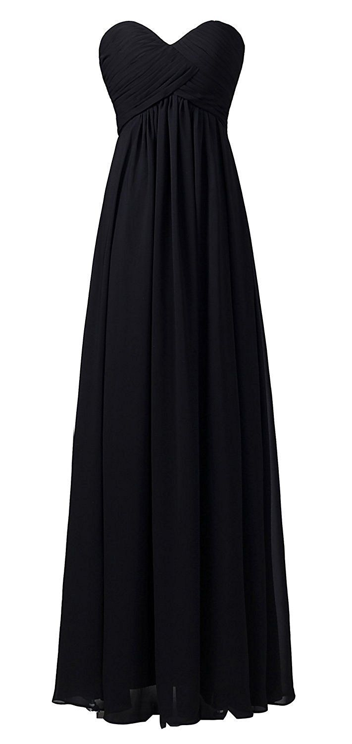 Ovitina 2016 Women S Sweetheart Bridesmaid Dresses Uk Long Evening Gowns See This Awesome Image