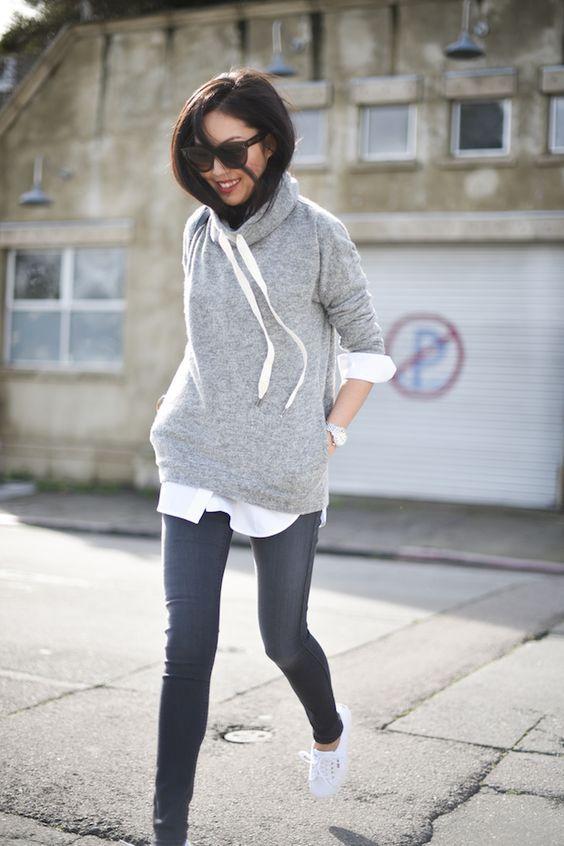 Felpe da donna oversize: la moda ci vuole sporty! Ecco tutto che dobbiamo sapere su questa tendenza! | Irene's Closet - Fashion blogger outfit e streetstyle | Bloglovin'