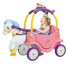Little Tikes 2in1 Princess Horse and Carriage (For Emma's 1st Birthday)