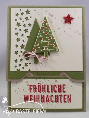 Christbaumfestival und Winterwerke