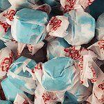 Wedding Candy Buffet Blueberry Salt Water Taffy