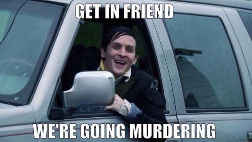 Are we going to get Victor and Edward on the way?                              … (Favorite Meme Friends)