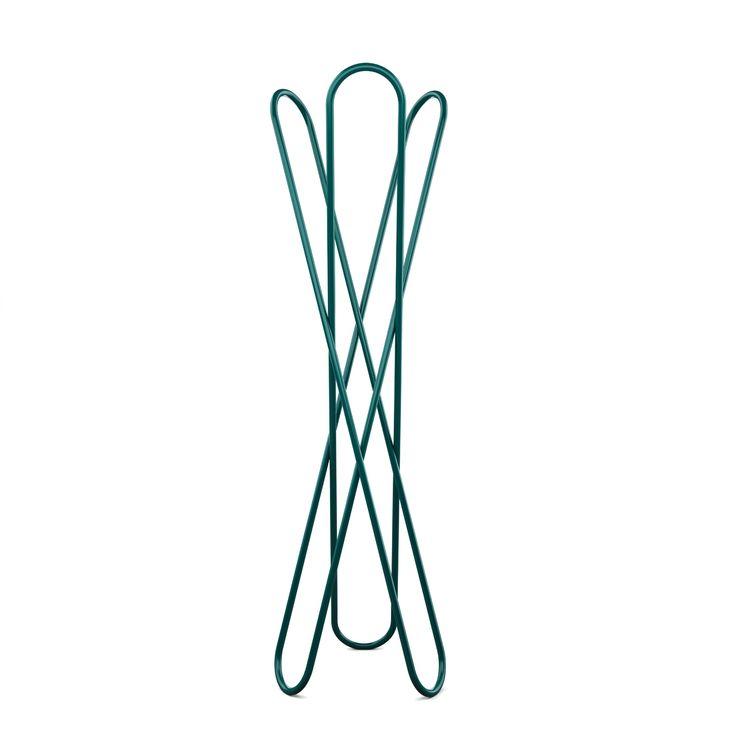 Free 3d model: Hoop Coat Rack by Covo http://dimensiva.com/hoop-coat-rack-by-covo/