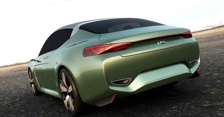 Kia Novo Concept - oficjalna prezentacja - Moto
