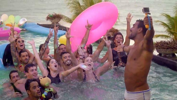 """.: """"De Férias Com o Ex - Brasil"""" - Novo ex, passeio de parapente e pool party épica no #ExNaMTV"""