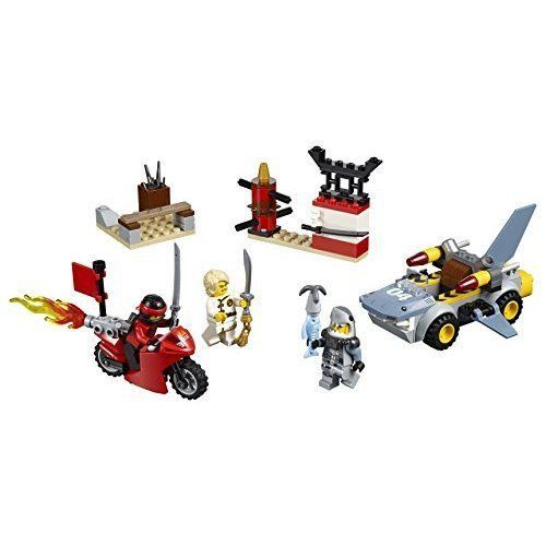 108PC LEGO NINJAGO Movie Sets Juniors Shark Attack Figures Building Kit TOY SALE: $20.66End Date: Jan-25 01:55Buy It Now for… #eBay #Amazon