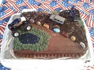 Ideas for cakes to make for the hubby's birthday