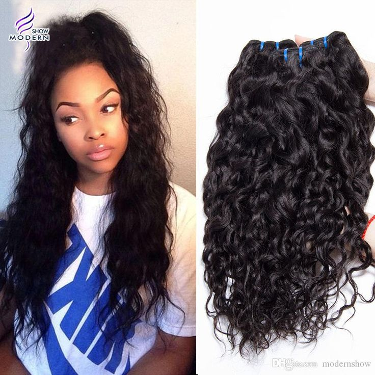 25 unique wavy weave ideas on pinterest black weave hair cheap brazilian wet and wavy hair 4 bundles brazilian water wave virgin human hair bundles brazilian water wave curly weave hair extensions at wholesale pmusecretfo Gallery