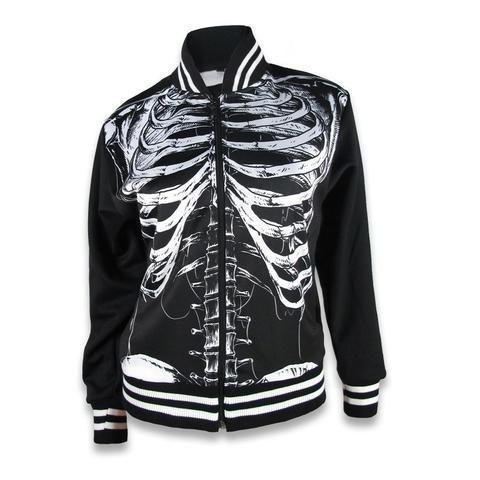 Skeletal Jacket