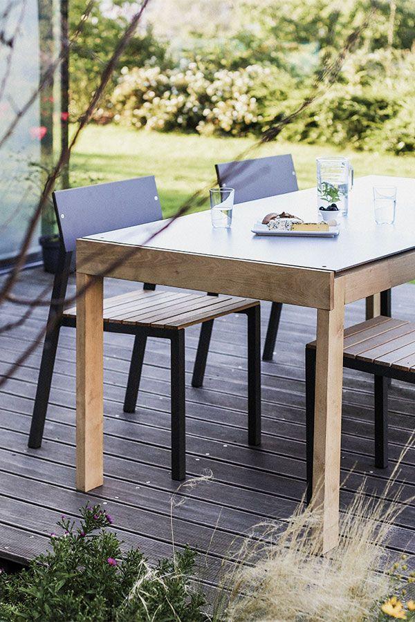 Die Sena Tische Aus Holz Bieten Nicht Nur Ausreichend Platz Fur