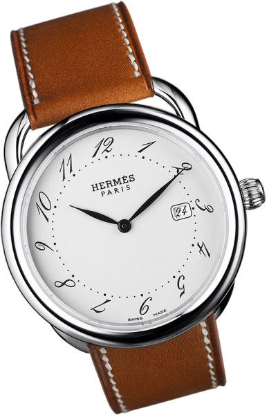 Hermes Brown Watches Hermès Arceau