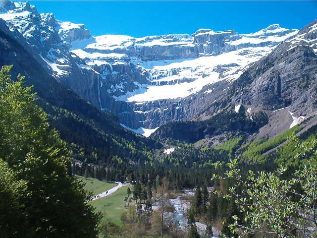 The Pyrenees Mountains, Spain & France