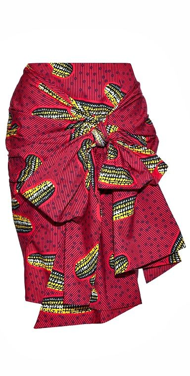 Designer Inspired Ankara Skirt. Ankara skirt made from print fabric with a high waist, pencil fit and front sash. It fastens with a zip at the back, is fully lined and is made from 100% African print cotton. Ankara   Dutch wax   Kente   Kitenge   Dashiki   African fashion   African prints   Nigerian style   Ghanaian fashion   Senegal fashion   Kenya fashion   Nigerian fashion  (affiliate)
