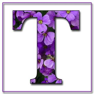 22 best letras con flores images on pinterest purple flowers free scrapbook alphabet letters purple flowers in jpg png for this project i used my own alphabet a a photoshope font and a backg sciox Images