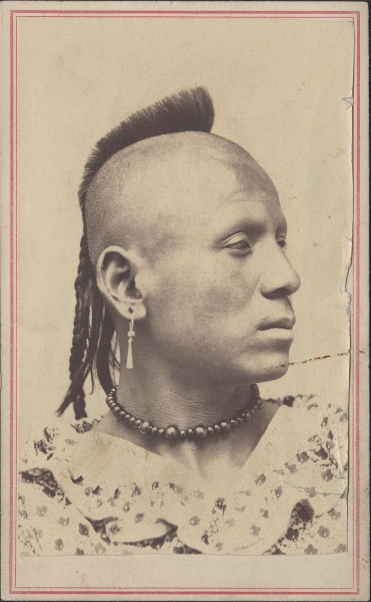 прически североамериканских индейцев фото