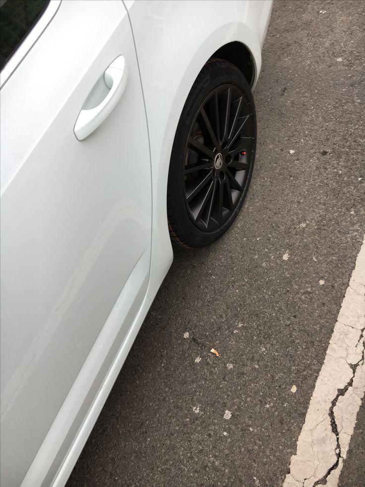 """Skoda octavia Turini 18"""" alloy wheel"""