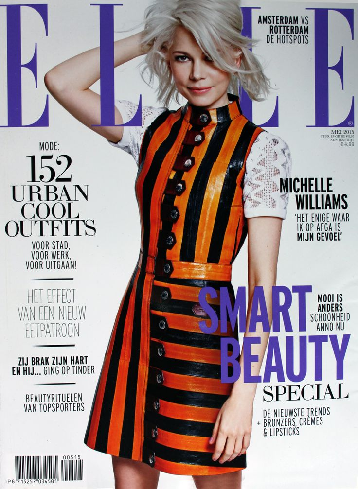 So proud of SOTINE's collaboration with MOAM, which appeared in this May 2015 issue of the Dutch ELLE Magazine.