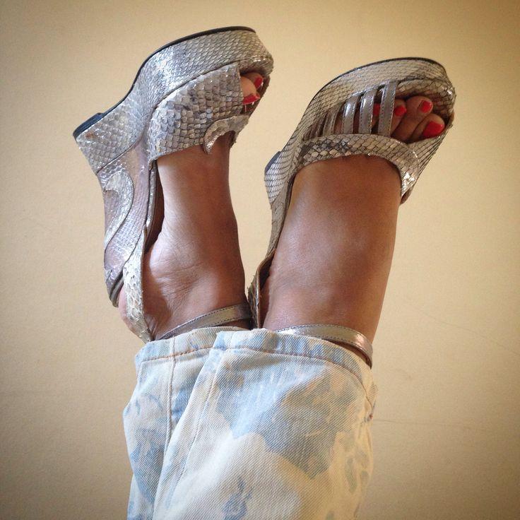 Summer shoes, Summer lovin' #shoeporn